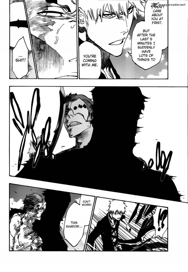 Bleach - Chapter 507