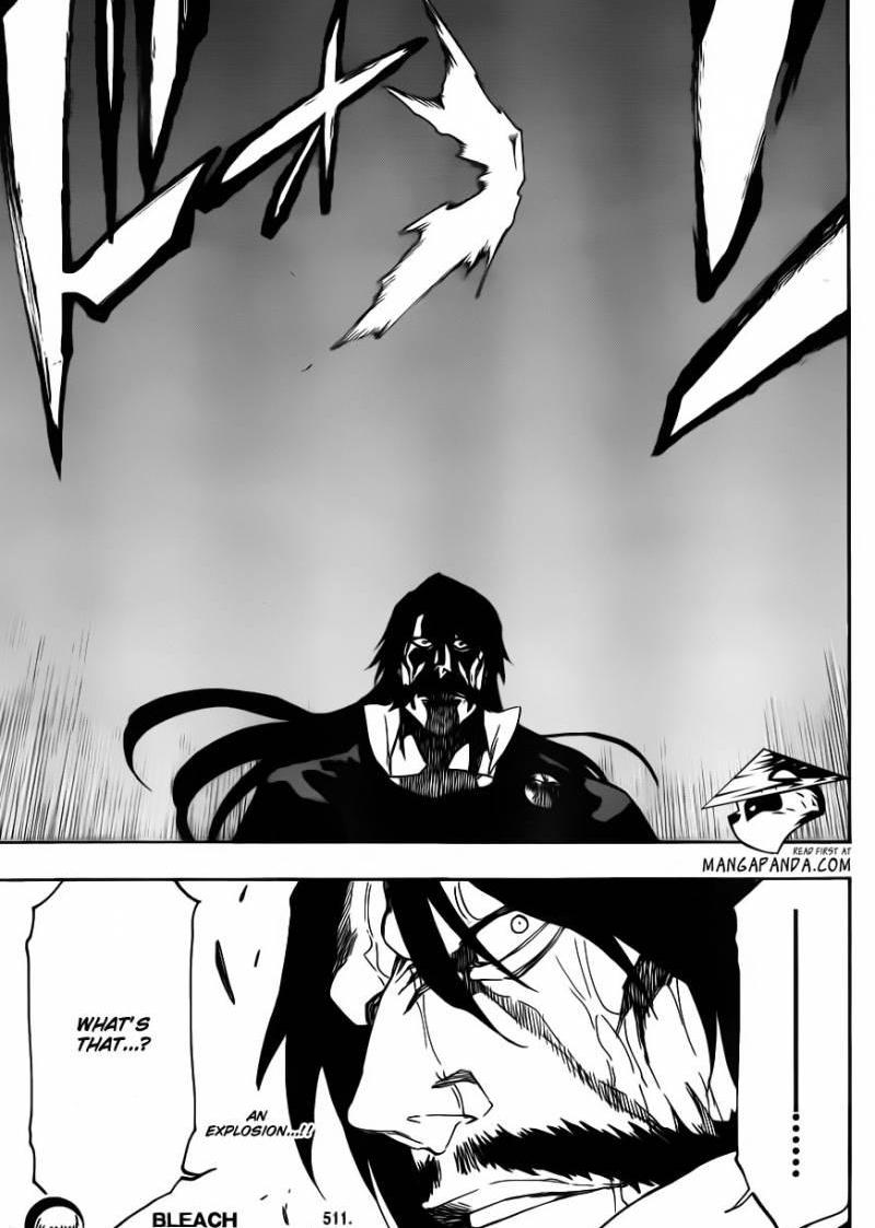Bleach 511 : Death Whilst Standing
