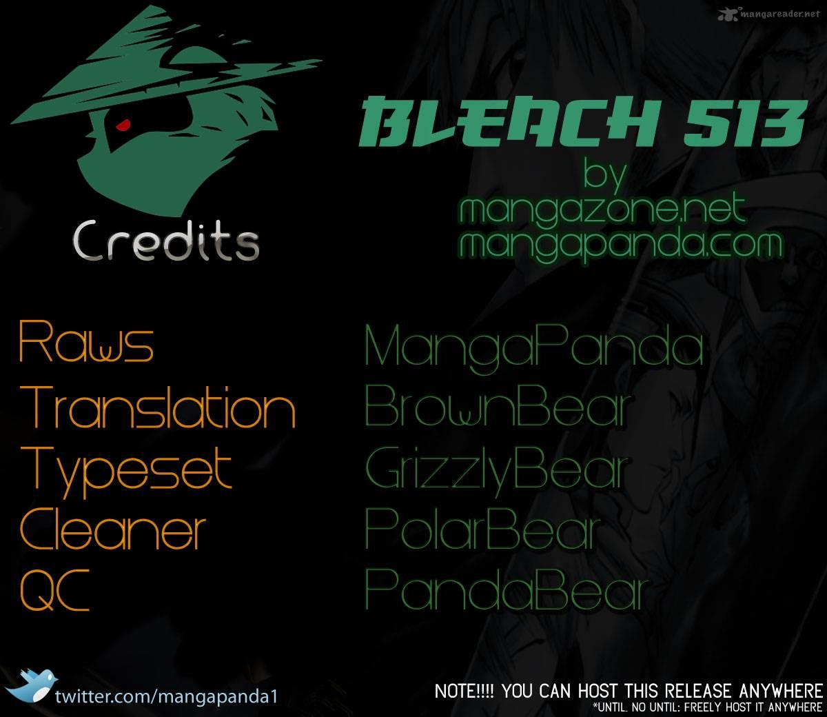 Bleach - Chapter 536