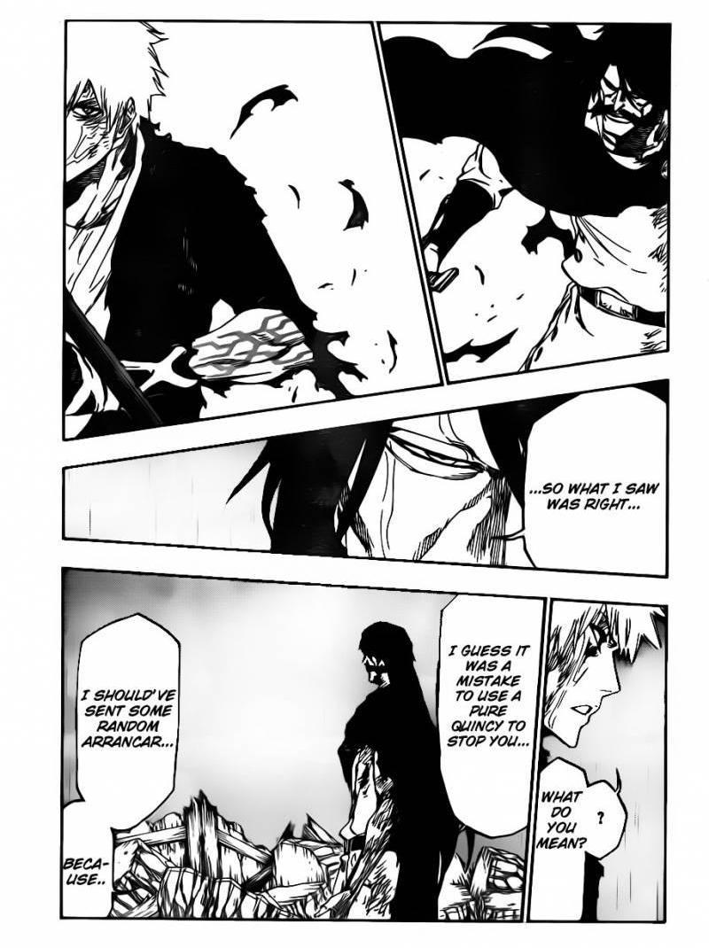 Bleach 514: Born in the Dark