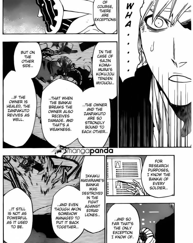 Bleach - Chapter 539