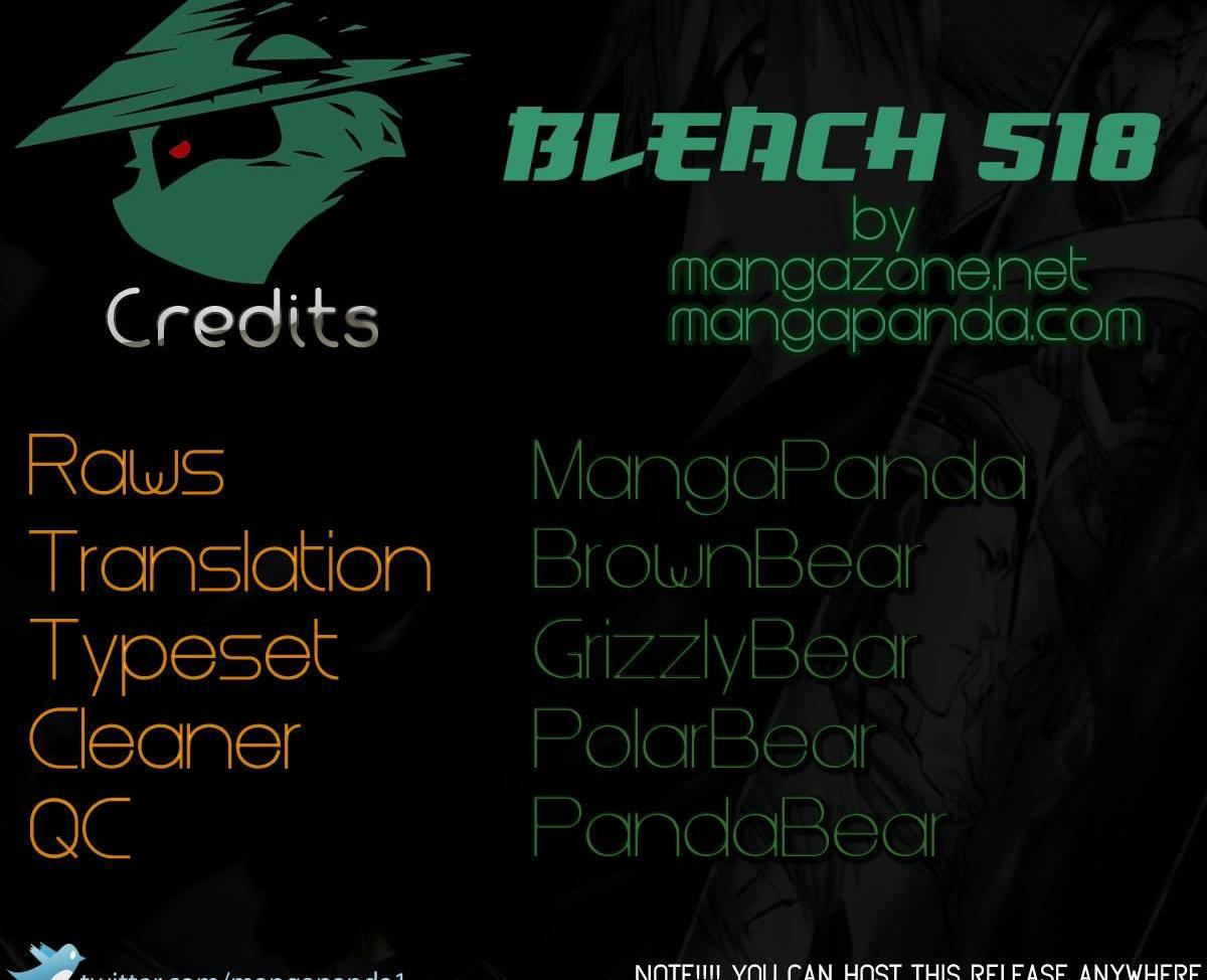 Bleach 518: The Shooting Star Project