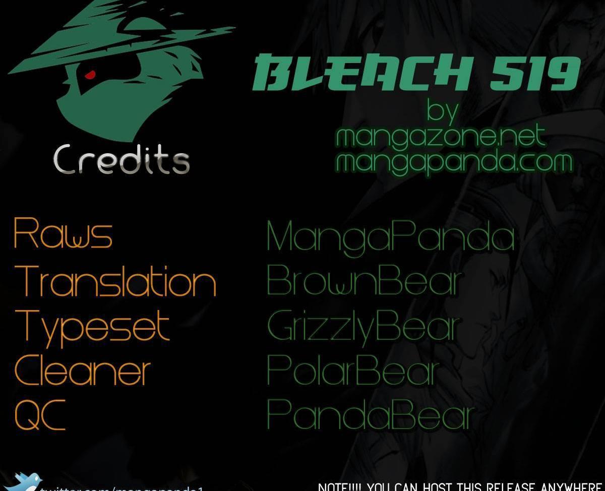 Bleach 519: Hot Hot Heat