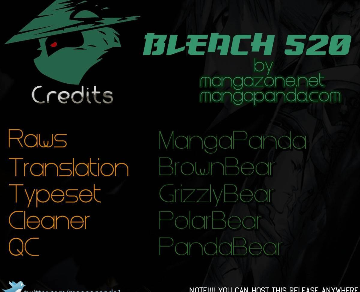 Bleach 520: Killers Not Dead