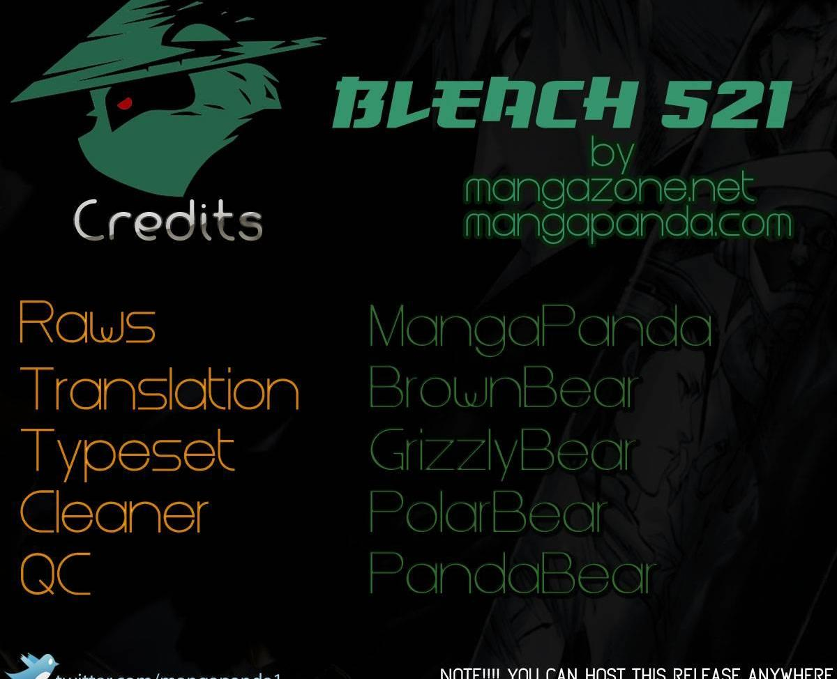 Bleach - Chapter 544