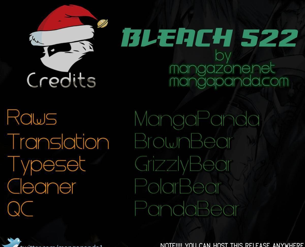 Bleach 522: Love It