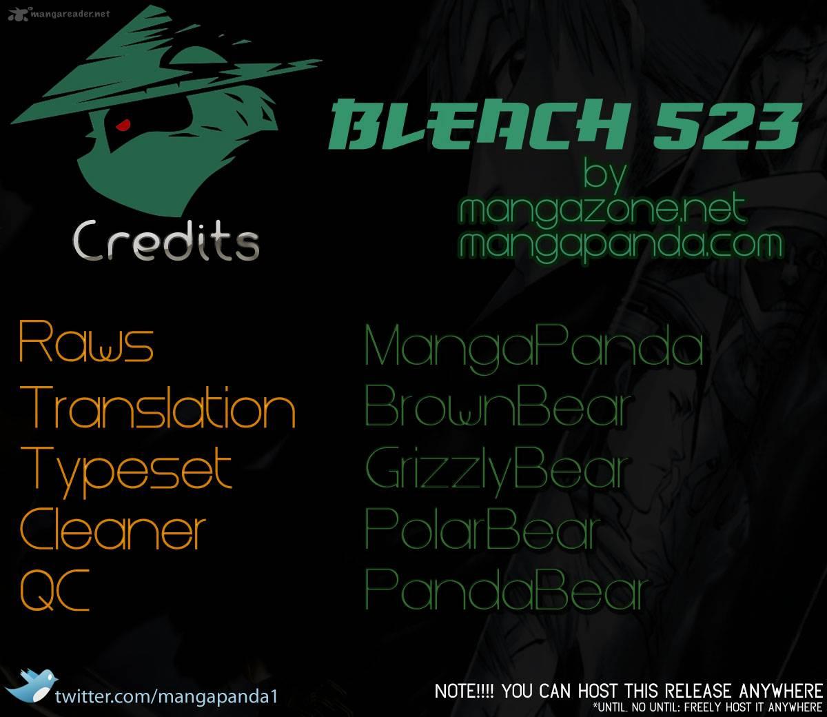 Bleach - Chapter 546