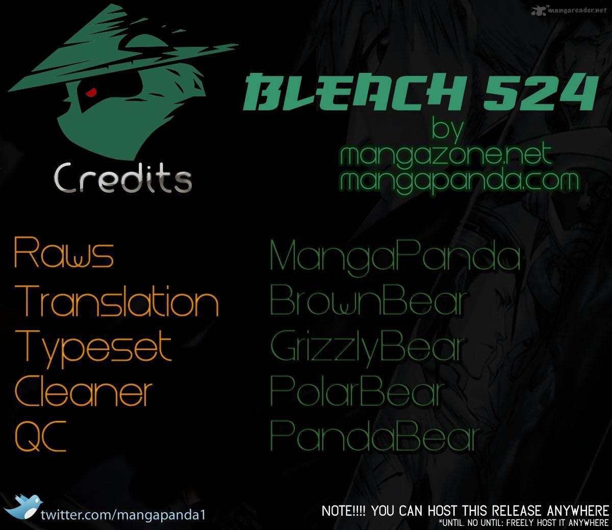 Bleach - Chapter 547