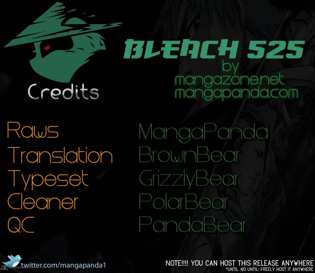Bleach 525: Edges