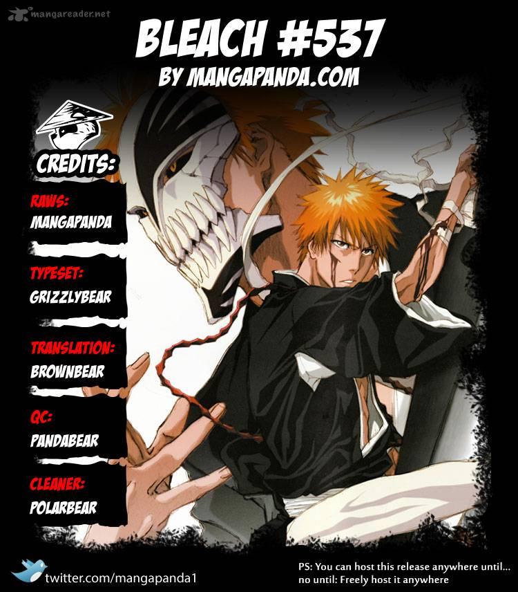 Bleach - Chapter 560