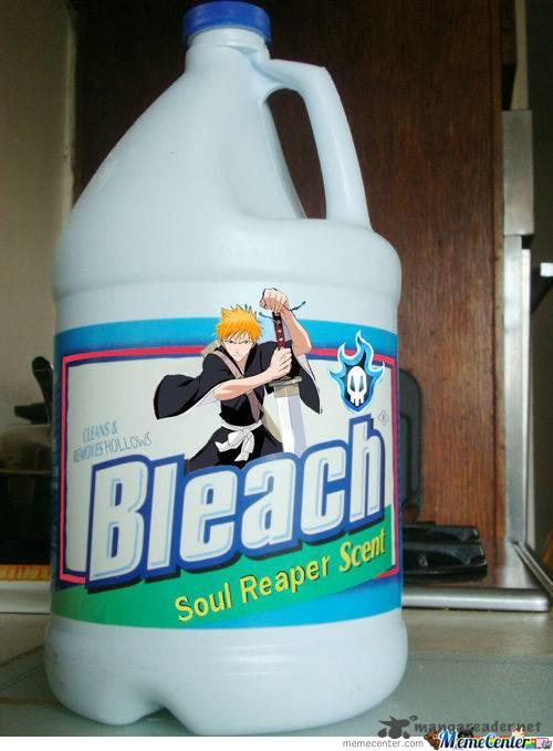 Bleach 537: Everything But The Rain Op.010