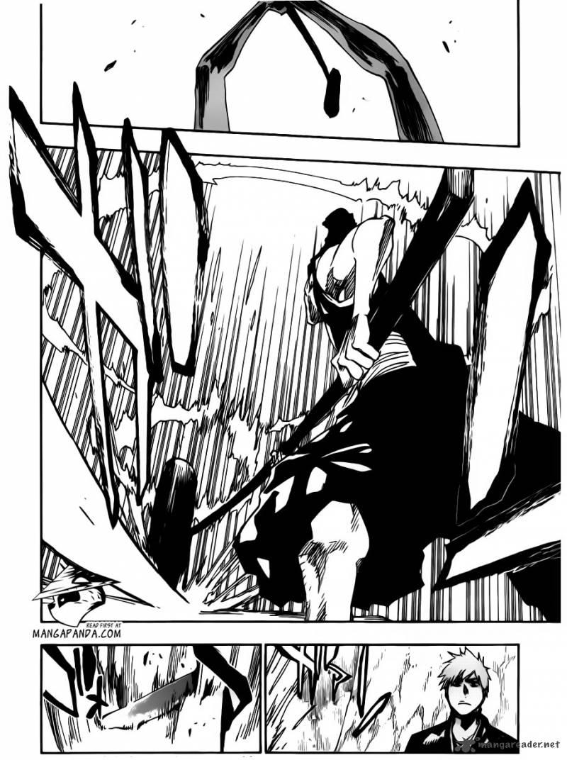 Bleach 540: The Sword Five