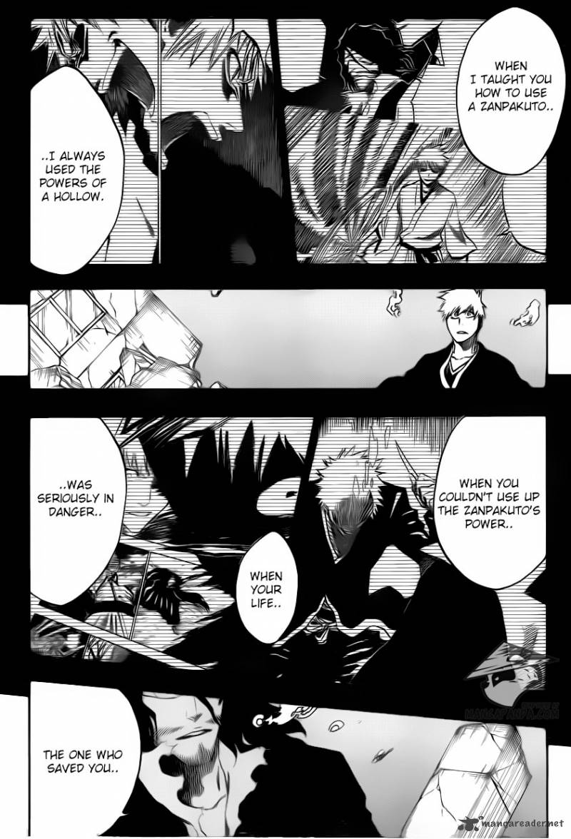 Bleach 541: The Blade and Me 002