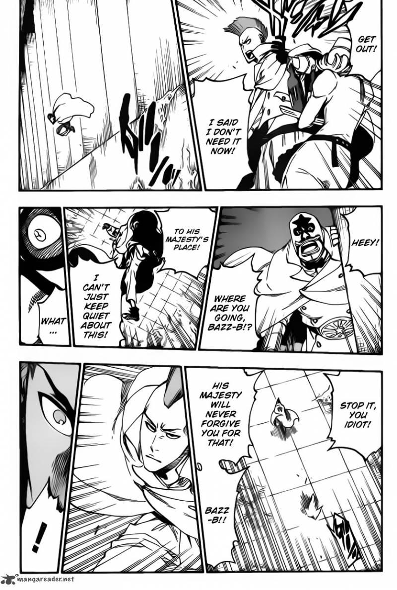 Bleach - Chapter 566