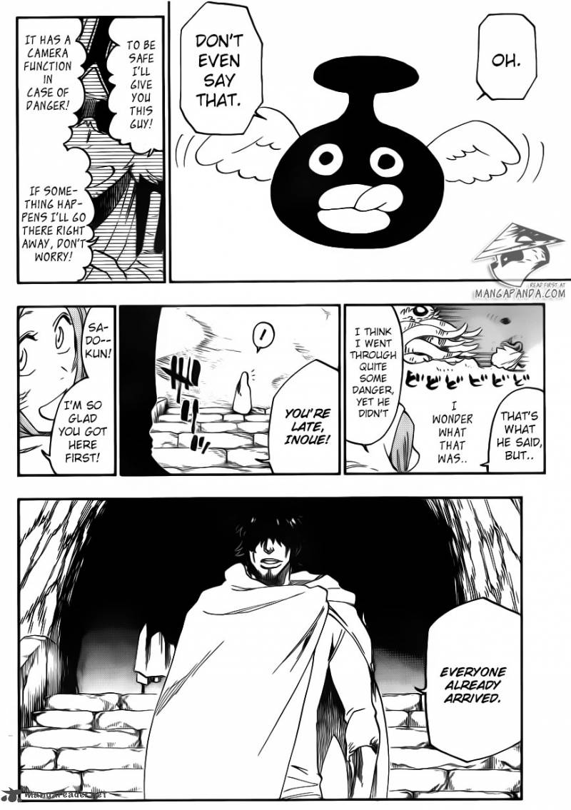 Bleach 544: Walking With Watchers