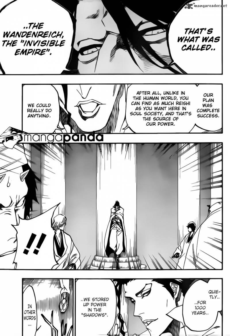 Bleach - Chapter 570