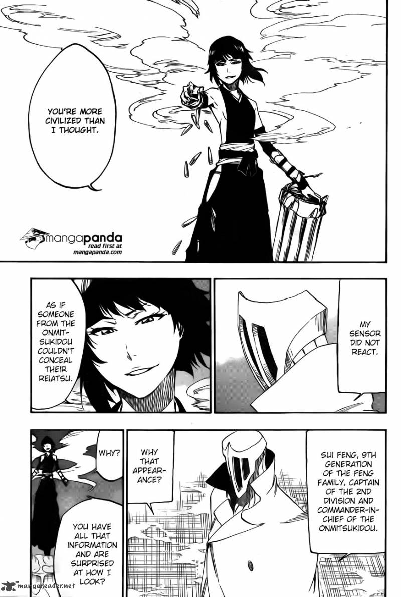 Bleach 549: The StormBringer