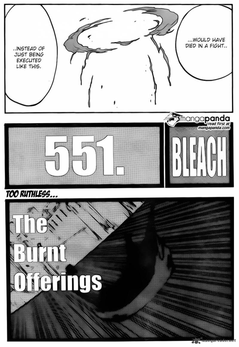 Bleach - Chapter 574