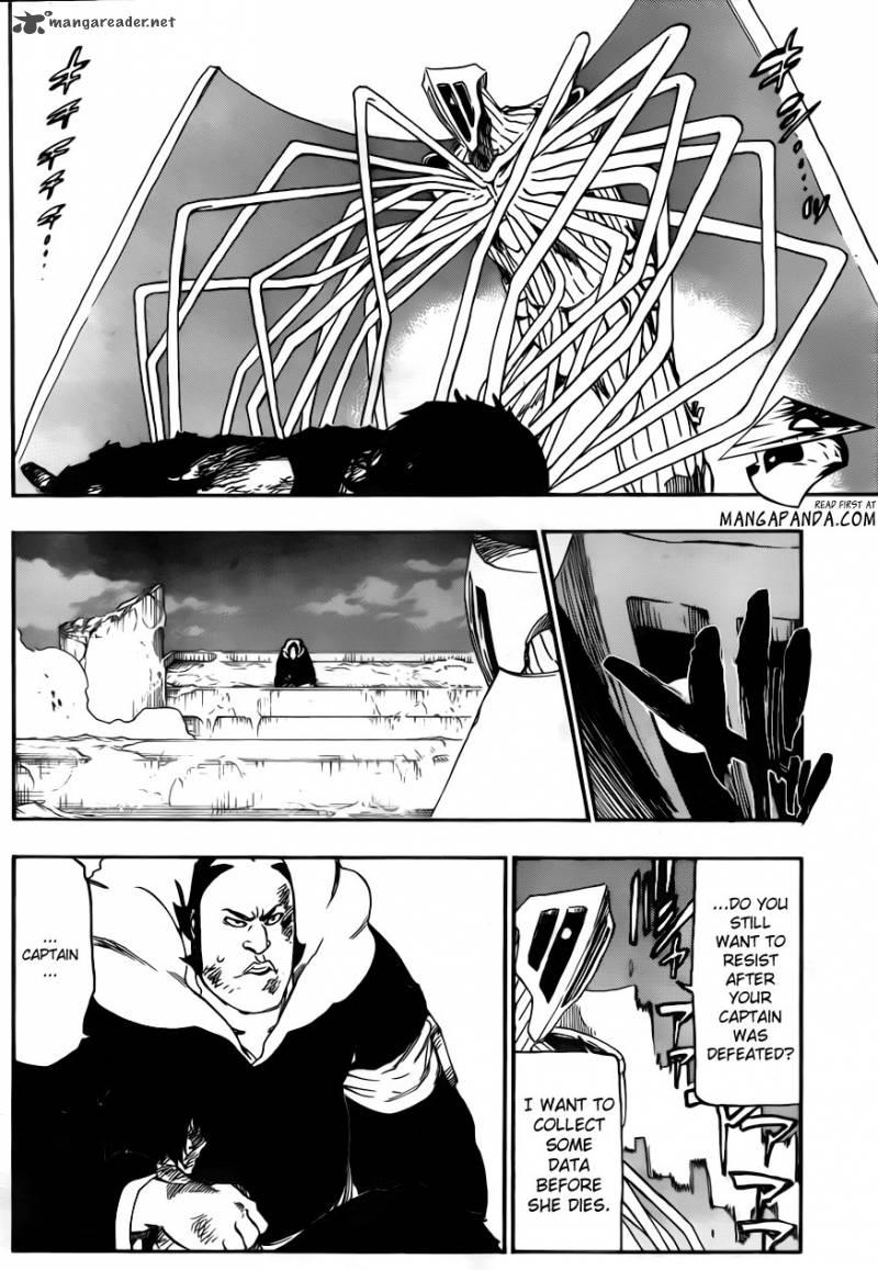 Bleach 553: Frozen Cross