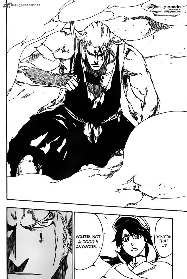 Bleach 556: The Wolfsbane