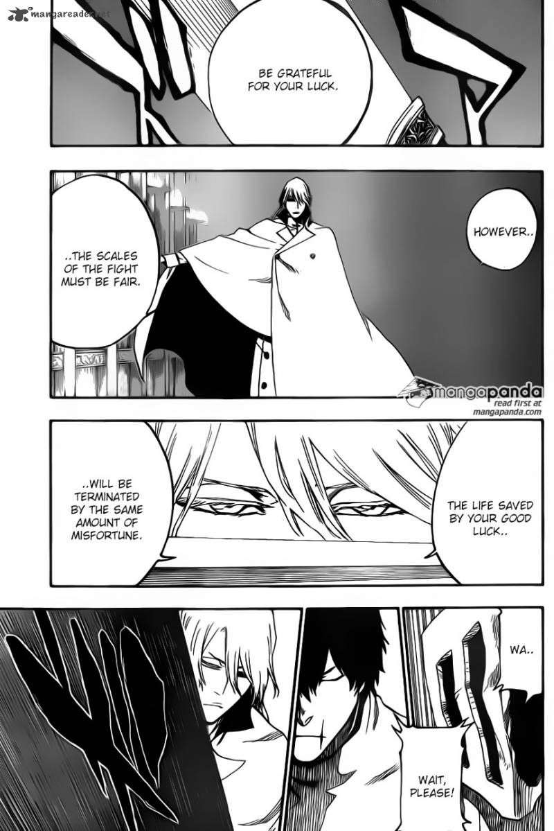 Bleach 559: The Night Right