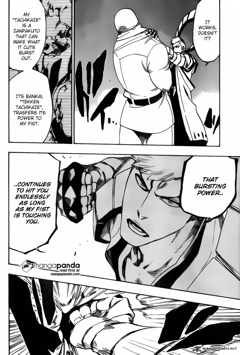 Bleach 560: Rages at Ringside