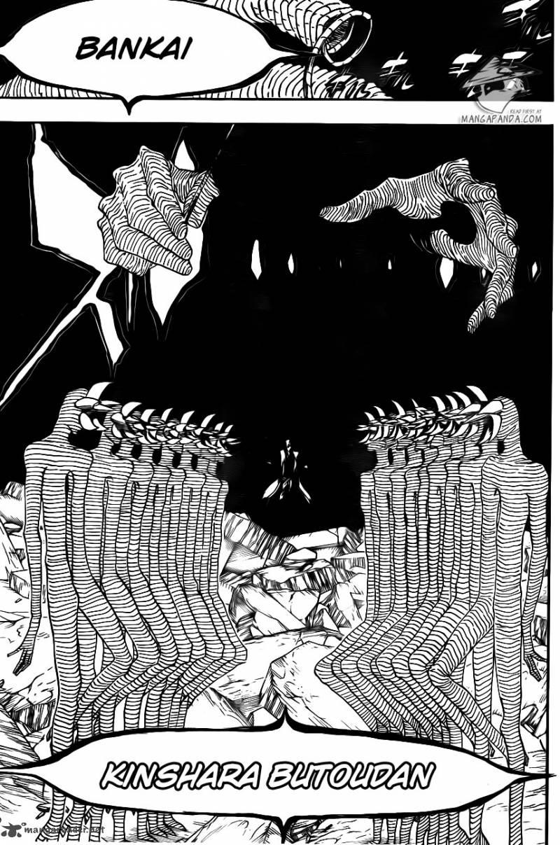 Bleach 561: The Villain
