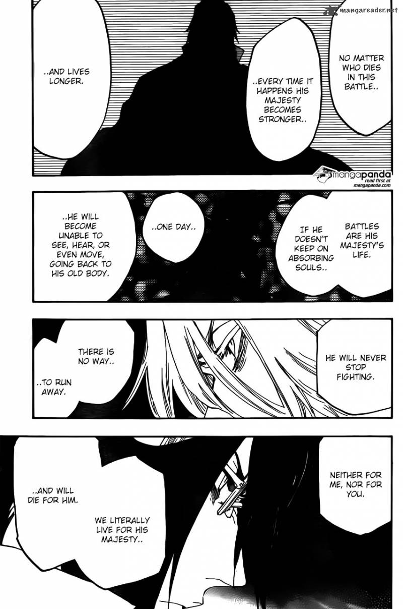 Bleach - Chapter 588