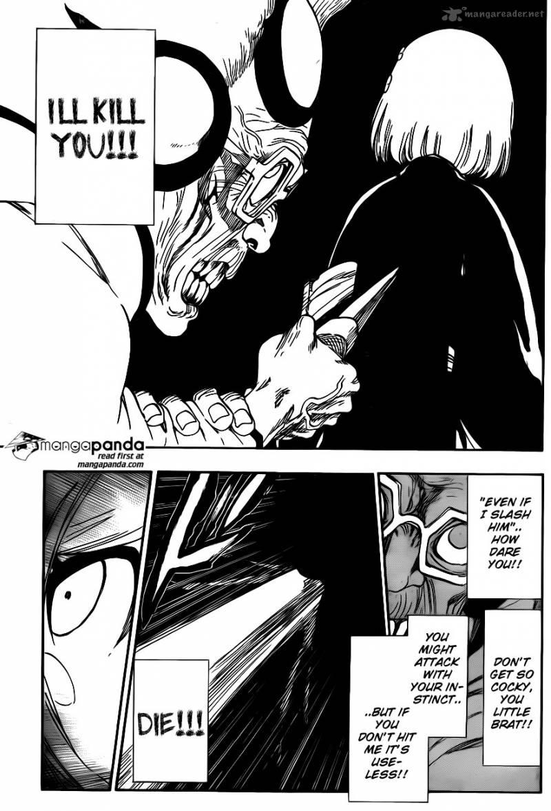 Bleach 571: Devilish Perspective