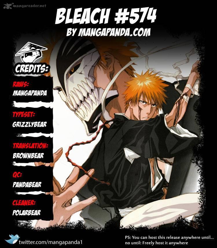 Bleach - Chapter 597
