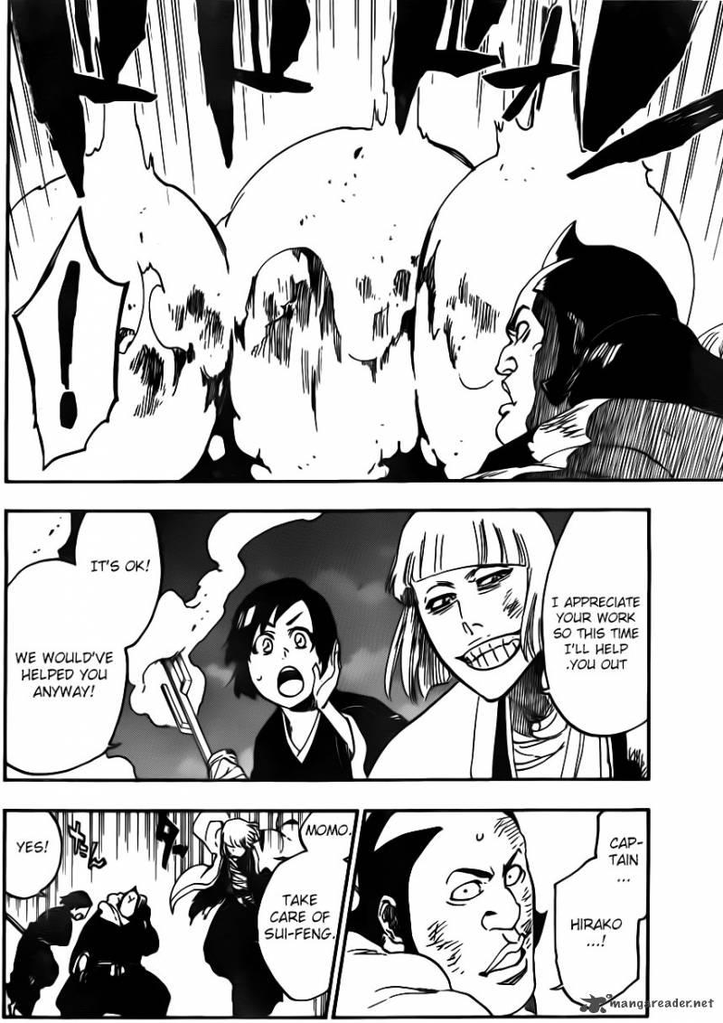 Bleach 581: The Hero 002