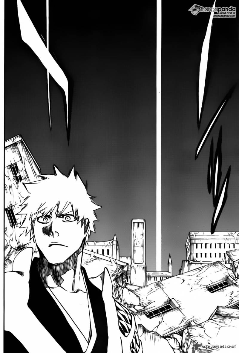 Bleach 584: The Headless Star 003