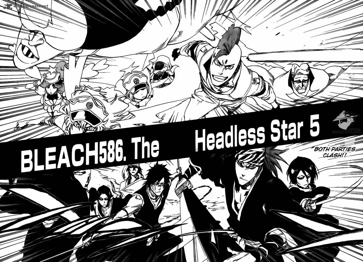 Bleach - Chapter 609