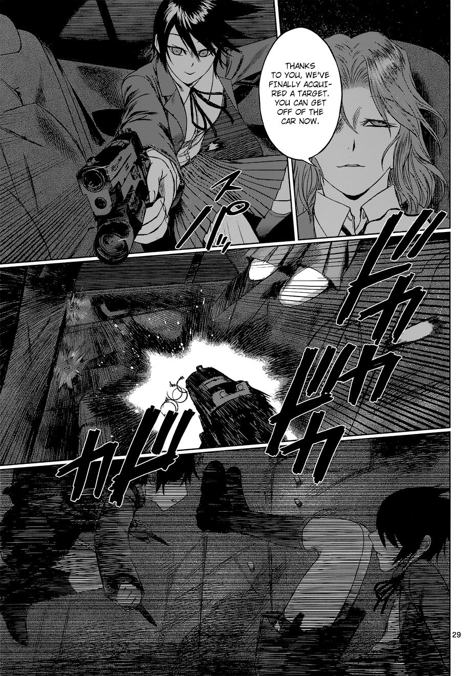 Destro 246 - Chapter 6