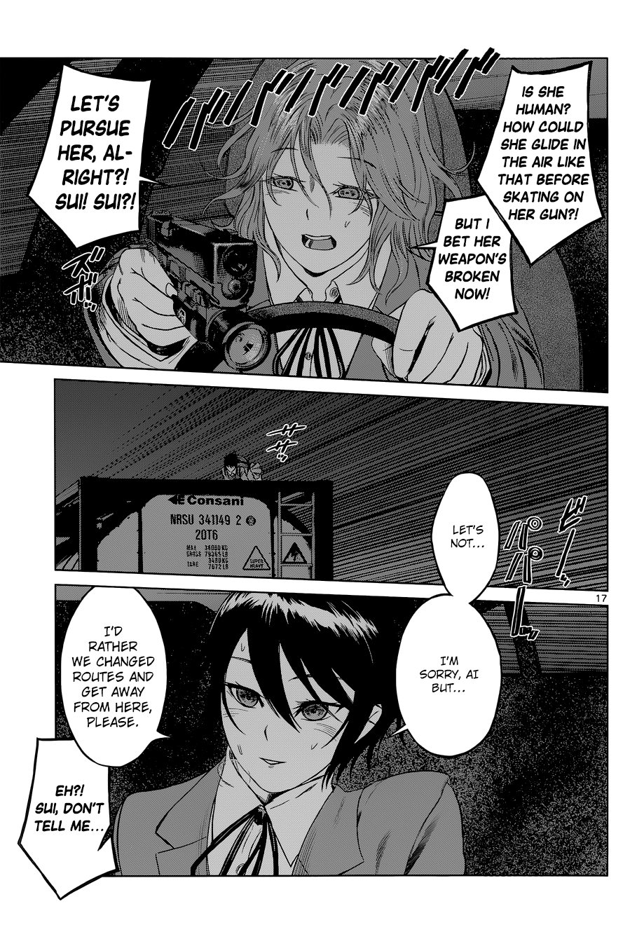 Destro 246 - Chapter 8