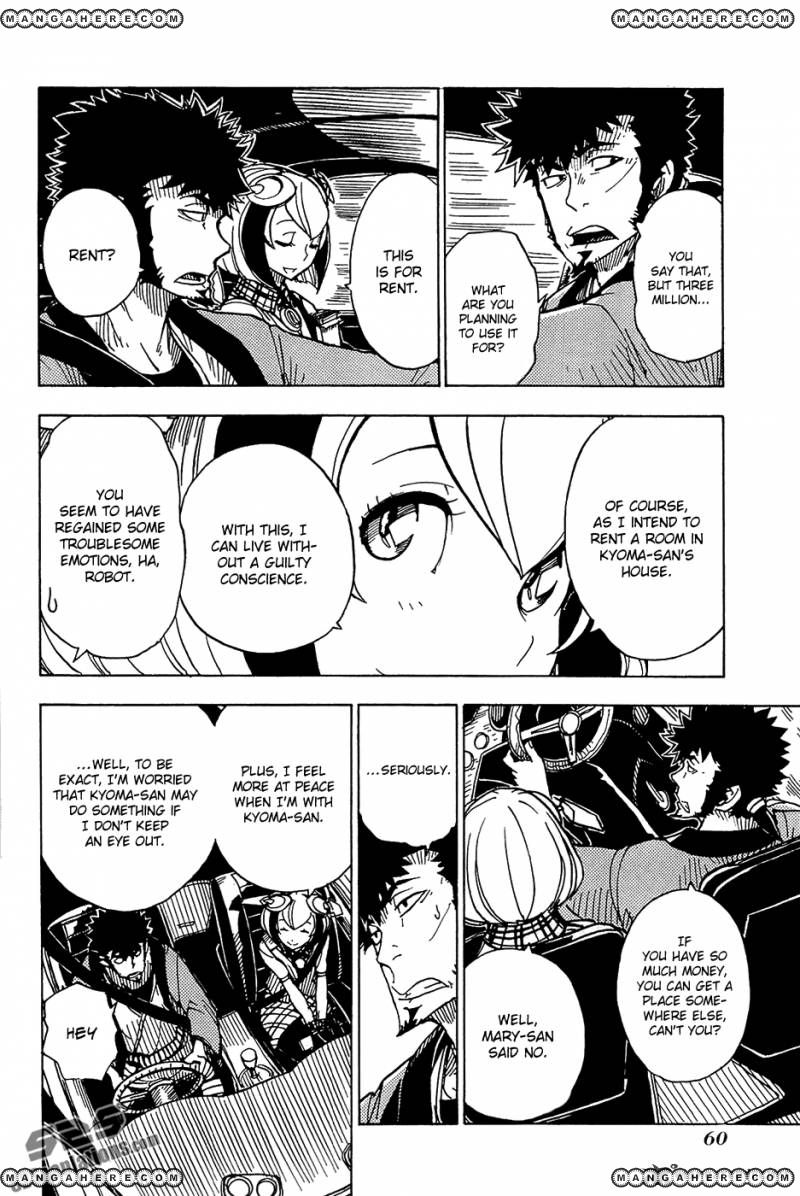 Dimension W - Chapter 11