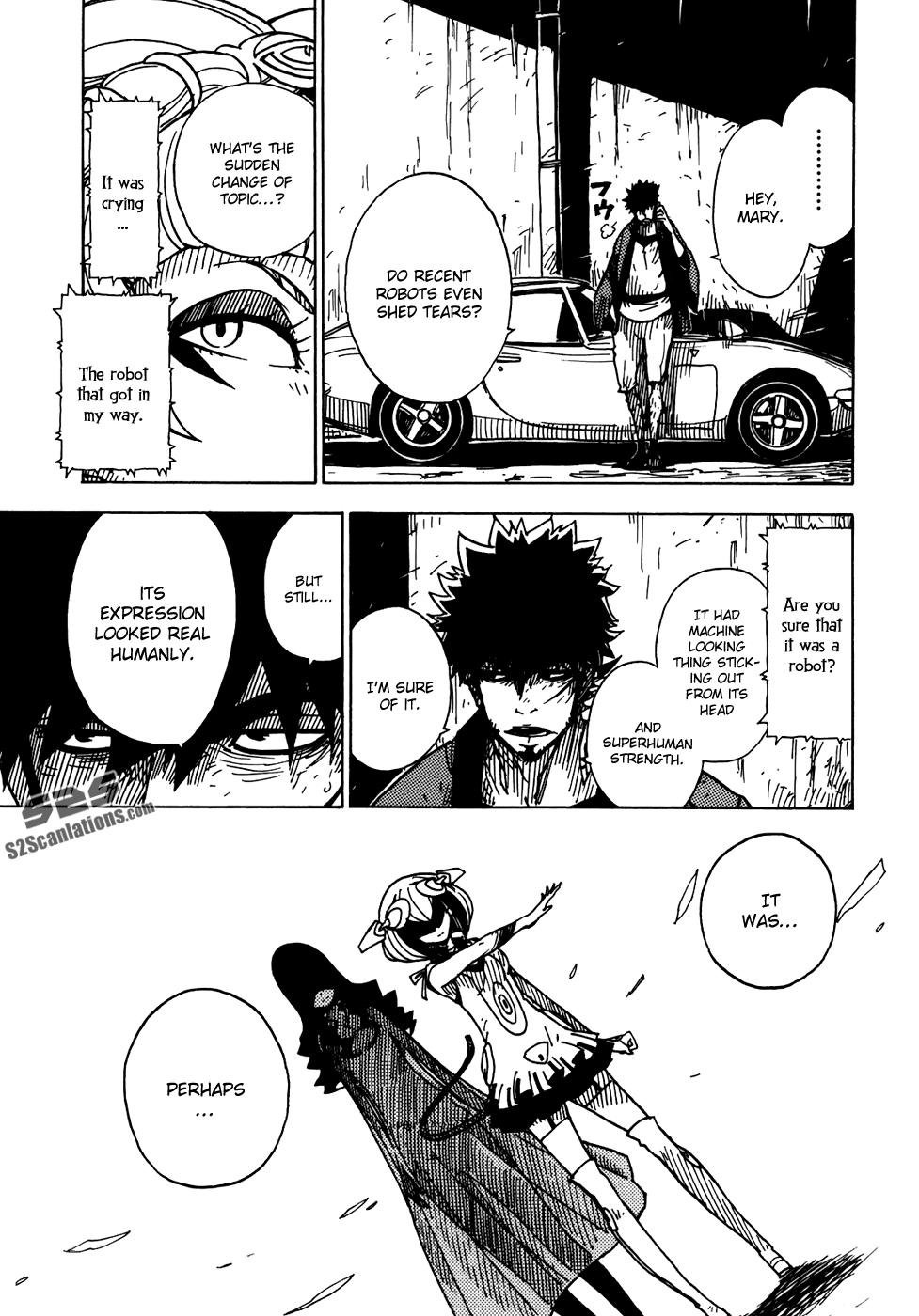 Dimension W - Chapter 2