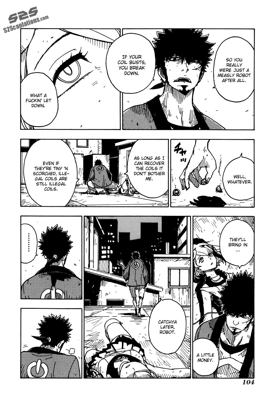 Dimension W - Chapter 3