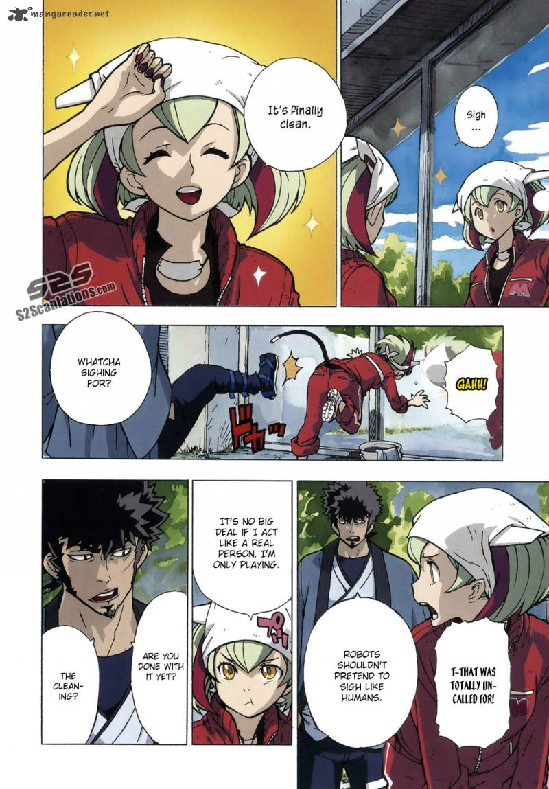 Dimension W - Chapter 5