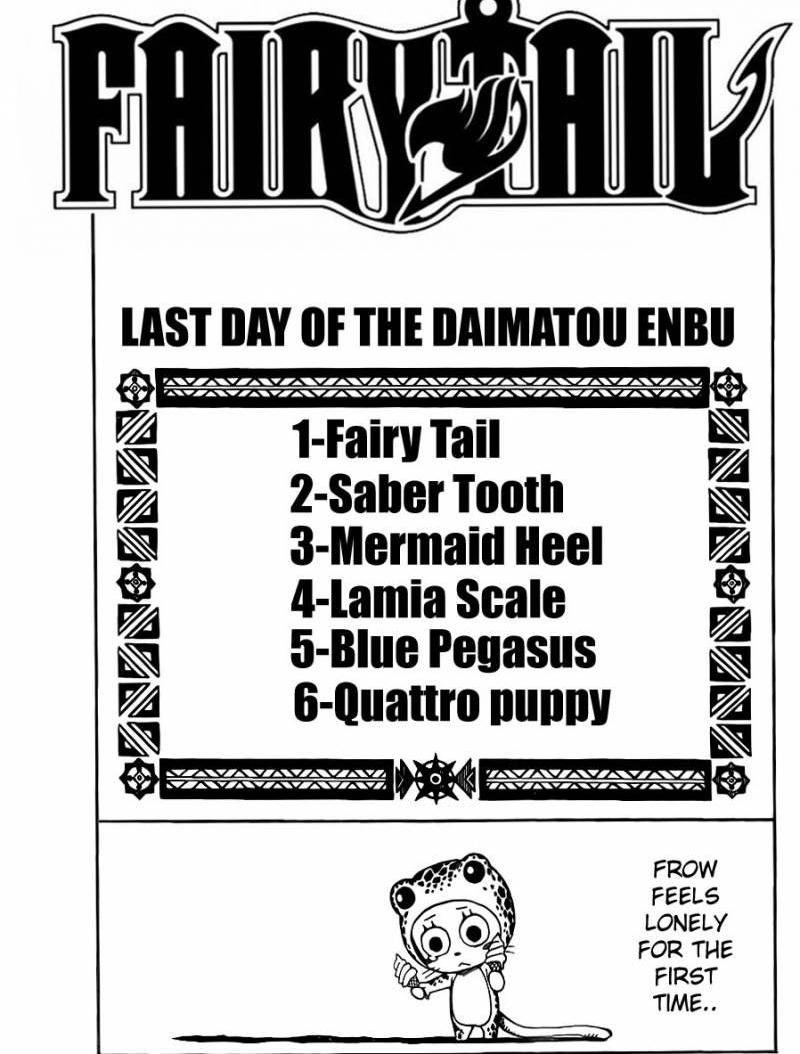 Fairy Tail 304: The Grand Magic Tournament