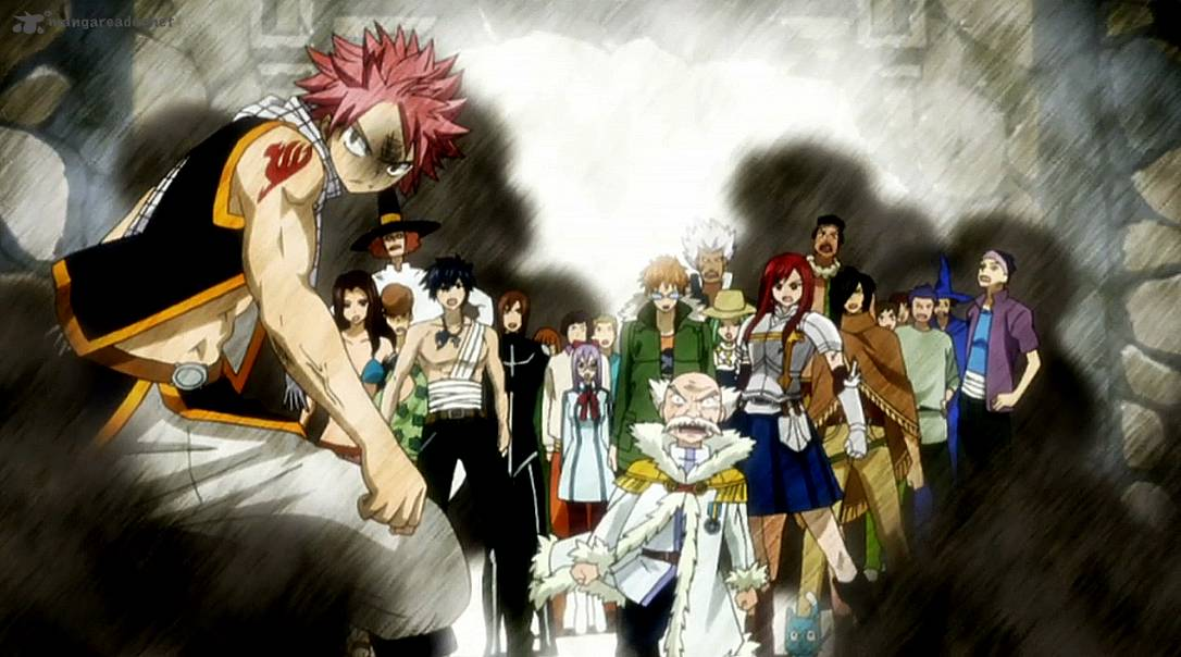Fairy Tail 305: The Fairy Strategist