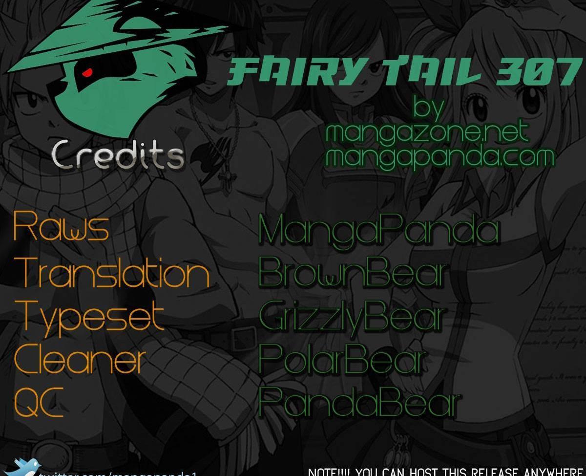 Fairy Tail 307: Garou Knights