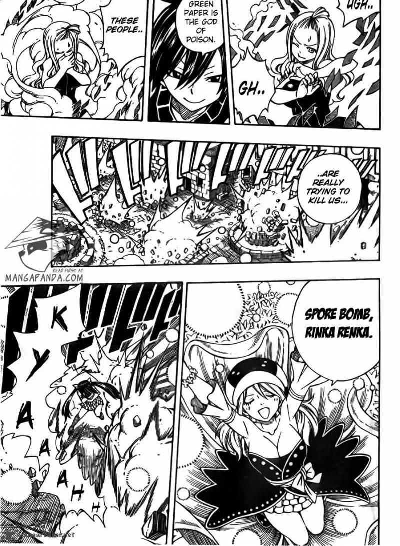 Fairy Tail - Chapter 309