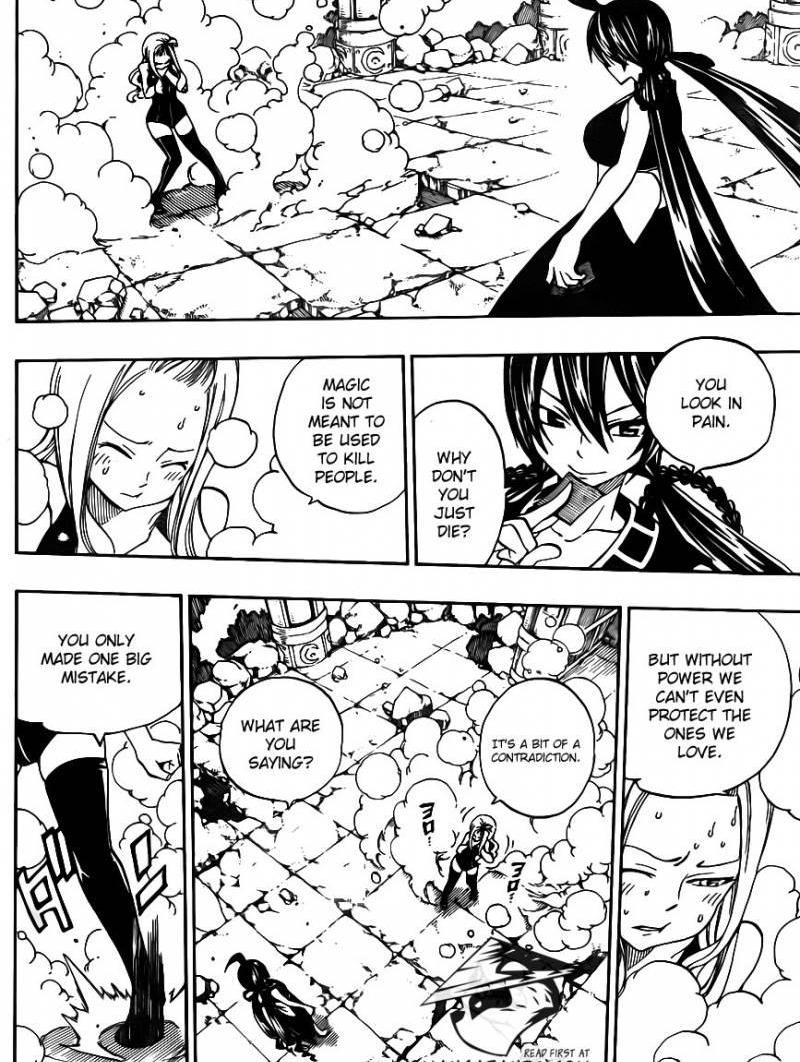 Fairy Tail 310: This Country of Ours