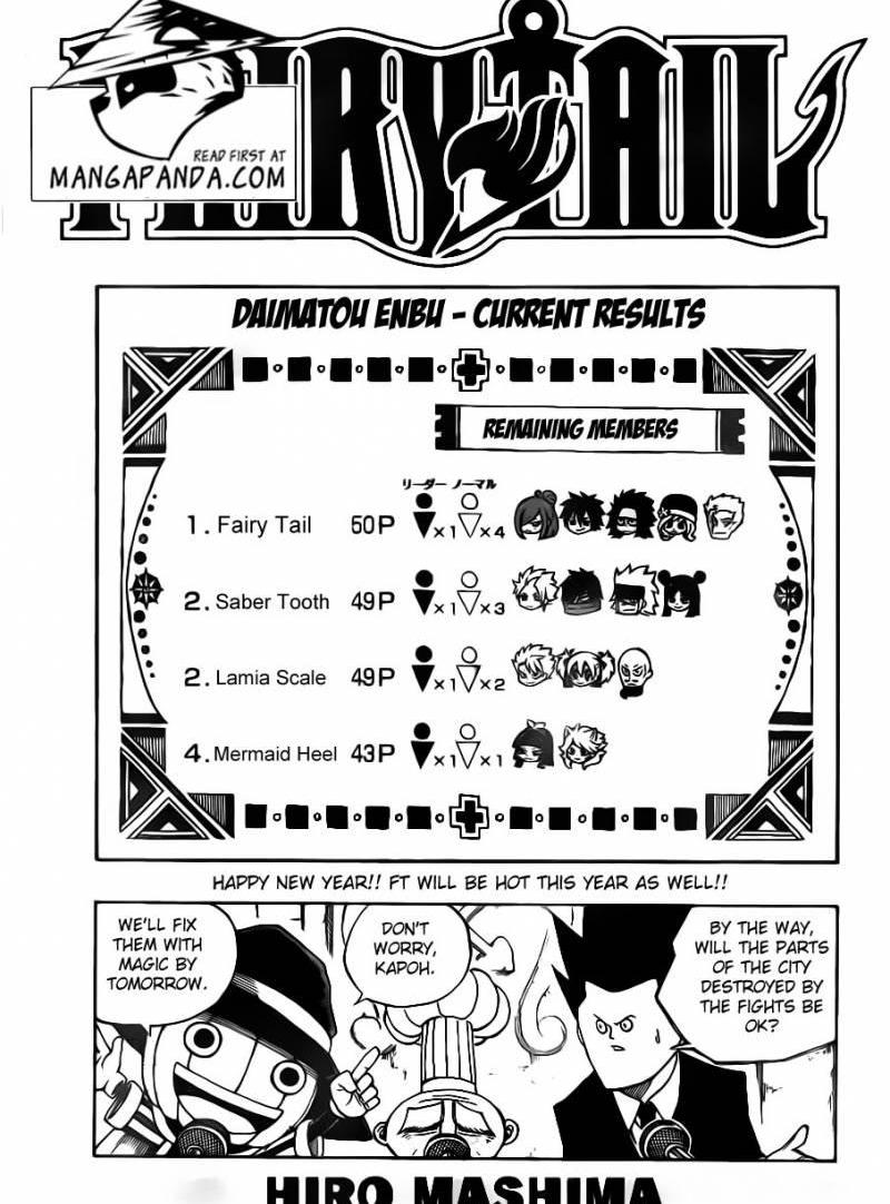 Fairy Tail 313: The King's Scenerio