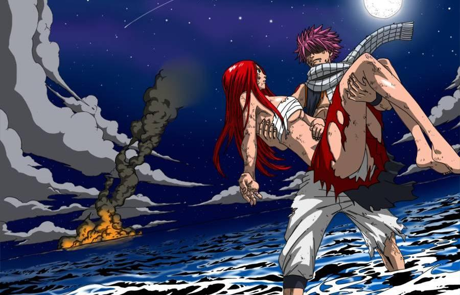 Fairy Tail 314: Erza vs Kagura