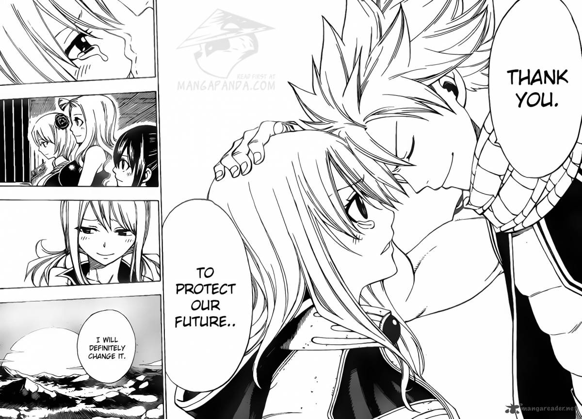 Fairy Tail 317: Frog