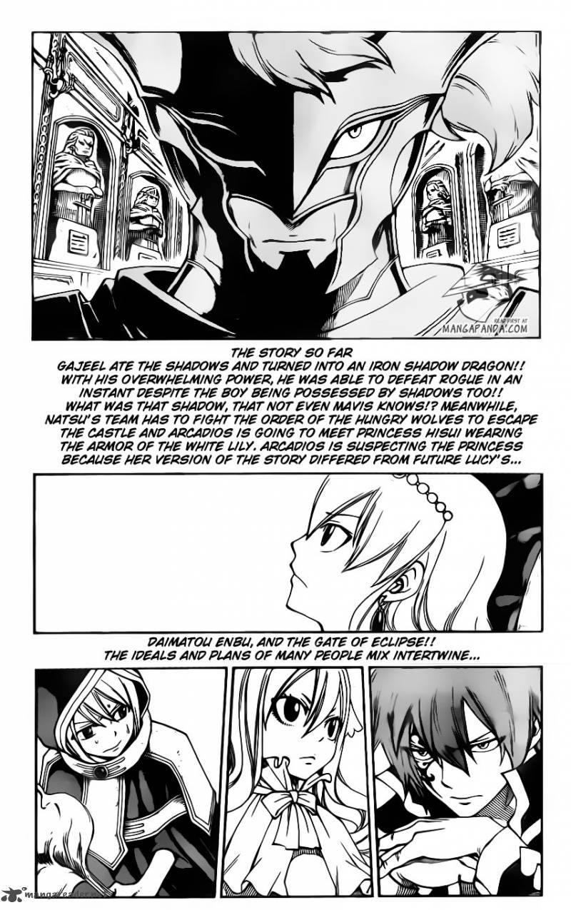 Fairy Tail 320: Fierce Lightning