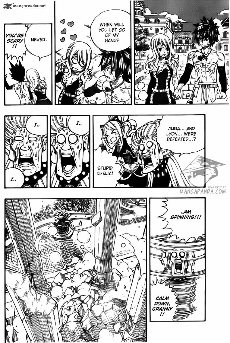 Fairy Tail 322: GLORIA