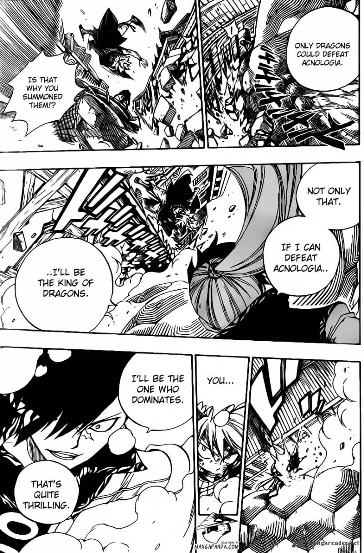 Fairy Tail 329: Seven Dragon